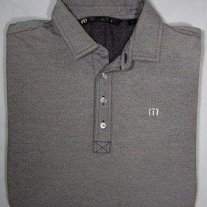 TRAVIS MATHEW ~ Cotton Blend Polo Golf Shirt ~ Men
